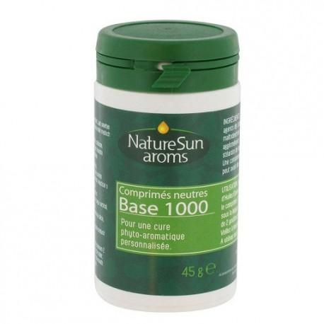 Naturesun aroms Comprimés neutre base 1000 45 comprimés