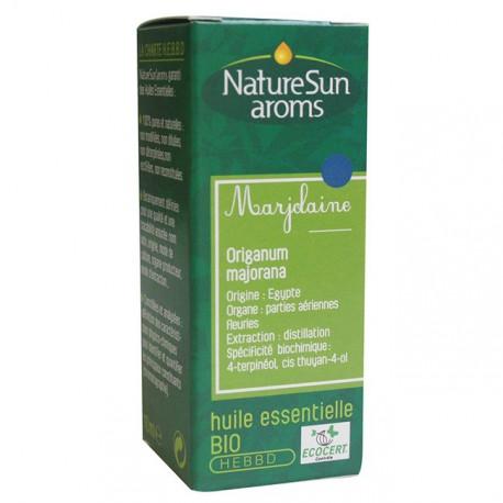 Naturesun aroms huile essentielle Marjolaine 10ml