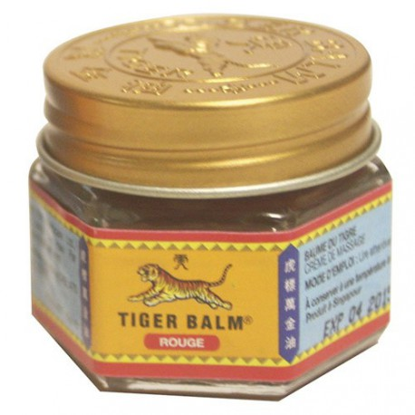 Tigerbalm Baume du tigre rouge 21ml