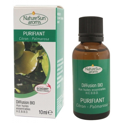 Naturesun aroms Diffusion purifiant