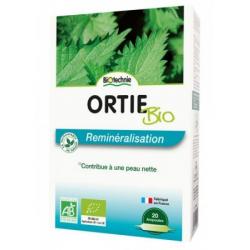Biotechnie Ortie Peau Nette 20 ampoules de 10ml les copines bio