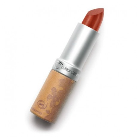 Couleur Caramel Rouge à lèvres n°259 Beige lumière maquillage bio les copines