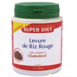 Super Diet Levure de Riz rouge 150 gélules monacoline K les copines bio