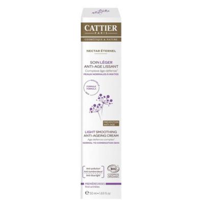 Cattier Soin Anti-Rides Nectar Eternel 50ml crème anti-âge Les Copines Bio