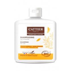 Cattier Shampooing usage Fréquent au Yogurt 250ml Les Copines Bio