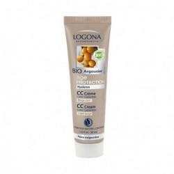 Logona CC Crème Age Protection Beige clair 30 ml maquillage bio les copines bio