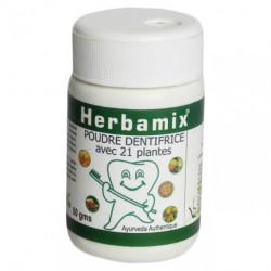 Dentifrice ayurvédique en poudre Herbamix 50gr les copines bio