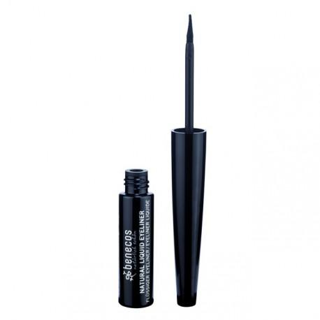 Benecos Eye liner noir 3ml maquillage bio les copines bio