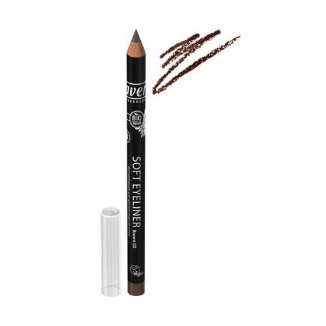 Lavera Crayon à paupières Marron 02 Maquillage bio Les Copines Bio