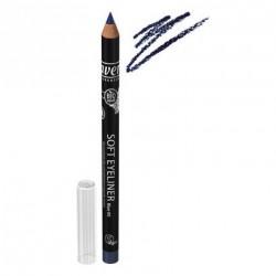 Lavera Crayon pour les Yeux Bleu eye liner maquillage bio Les Copines bio