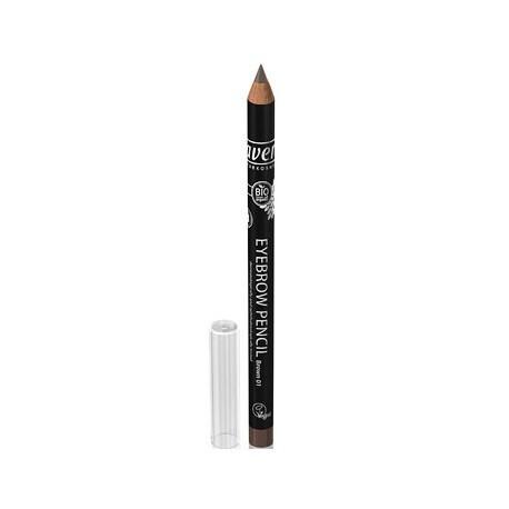 Lavera Crayon pour Sourcils n°1 Marron maquillage bio les copines bio