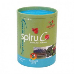Spiru C Spirulina + Acérola 300 comprimés