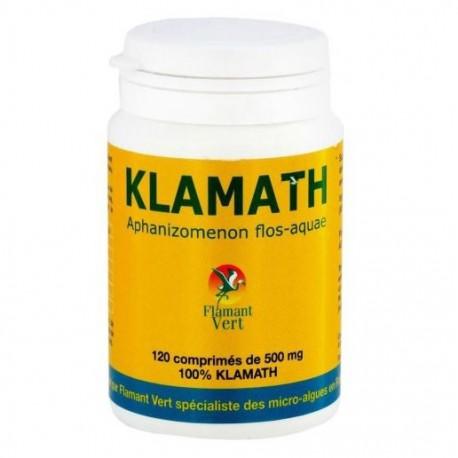 Flamant vert klamath120 comprimés de 500mg