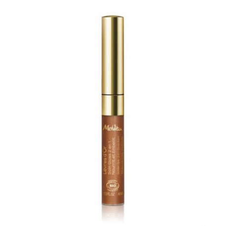 Gloss à lèvres D'or bio-Tube 4 ml