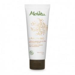 crème mains velouté à l'argan de la marque Melvita 75 ml les copines bio