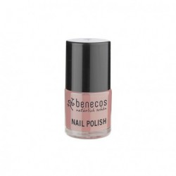 Benecos Vernis à ongles Rose Nacré 9ml maquillage bio les copines