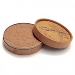 Terre Caramel n°26 abricot mat 10gr de la marque Couleur Caramel maquillage bio