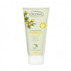 Logona Gel douche energy Citron et gingembre 200ml les copines bio