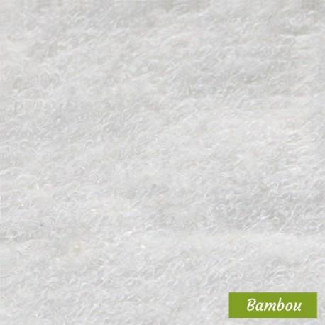 Les tendances d'Emma 3 Carrés démaquillants lavables bambou écru