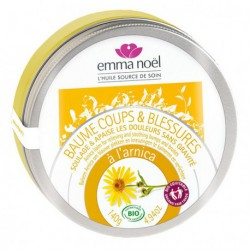 Baume Coups & Blessures Arnica 60gr