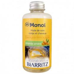 les laboratoires de biarritz Monoï Amande Amère 100ml les copines bio