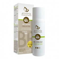 Armonia BB Cream Medium à la bave d'escargot bio 30 ml les copines bio