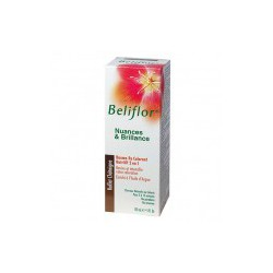 Beliflor Nuances & Brillance Reflets Noisette 150ml coloration capillaire