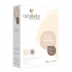 Argilez Argile Blanche Ultra ventilée 200 g argilothérapie les copines