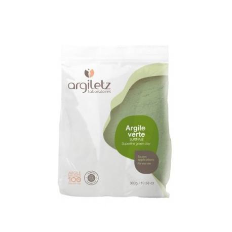 Argiletz Argile Verte Ultra Ventilée 300 g argilothérapie les copines