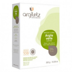 Argile Verte Surfine 300gr