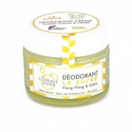 Baume déodorant Le Sucré déodorant naturel les copines bio