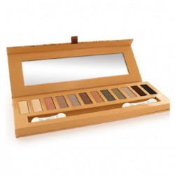 Couleur caramel Palette Eye Essential maquillage bio les copines