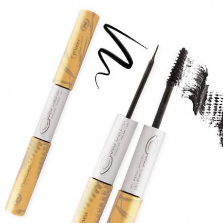 Couleur Caramel Duo Mascara & Eye-liner 2x 3,5 g