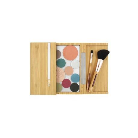 Bamboo box Zao maquillage-