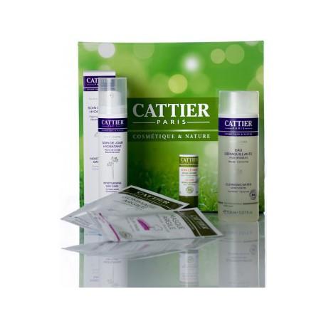 Coffret intemporel spécial peaux sensibles Cattier