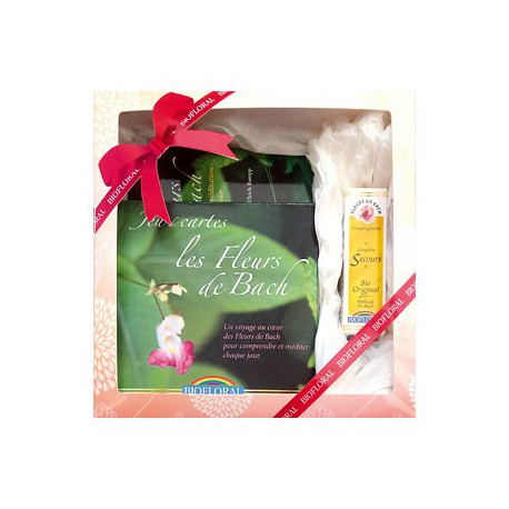 Coffret Fleurs de Bach 3 produits Biofloral-