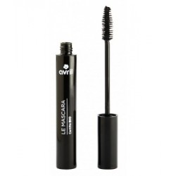 Avril Beauté Mascara noir volume ultra longue tenue 9ml maquillage bio les copines