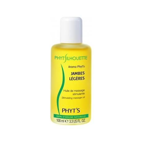 Phyts Aroma Phyt's Jambes Legeres huile de massage tonifiante 100ml