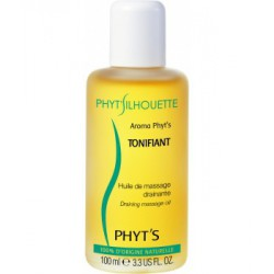 Phyts Aroma Phyt's Tonifiant huile de massage drainante 100ml