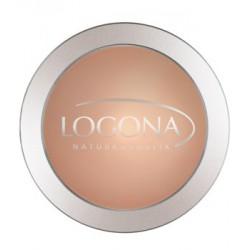 Logona Poudre compacte n°03 Sunny Beige 10gr maquillage bio