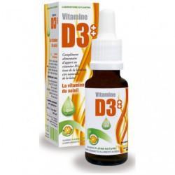 D Plantes Vitamine D3++ huile 20 ml les copines bio