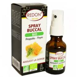 Redon Spray buccal apaisant a la Propolis 23ml les copines bio