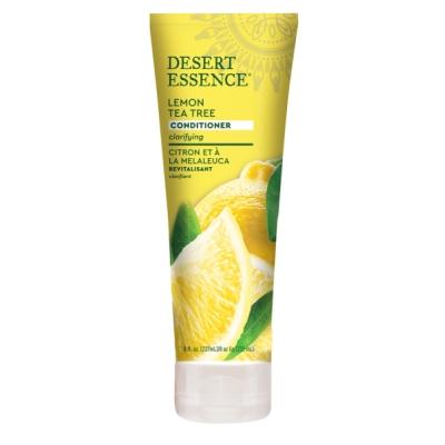 Desert essence Apres shampoing revitalisant au citron 237ml lescopinesbio