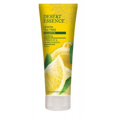 Desert essence Shampooing au citron hygiène bio les copines bio