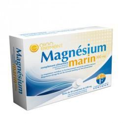 Laboratoires Fenioux Magnesium Marin 300 mg 30 comprimes lescopinesbio