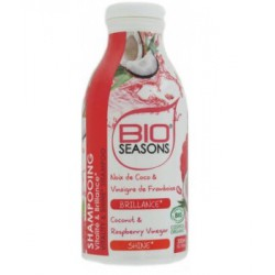 Bio Seasons Shampoing vitalite et brillance 300ml les copines bio