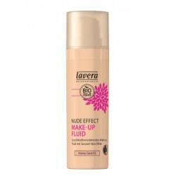Lavera Nude Effect make up fluid Honey sand 03 30ml maquillage bio