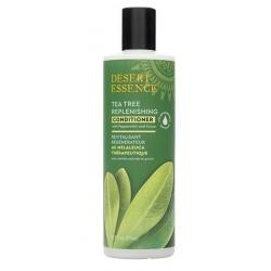 Desert essence Apres shampooing cheveux devitalises a l'abre a the lescopinesbio