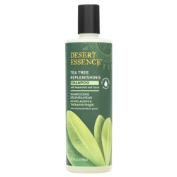 Desert essence Shampooing regenerant a l'arbre a the hygiène bio lescopinesbio
