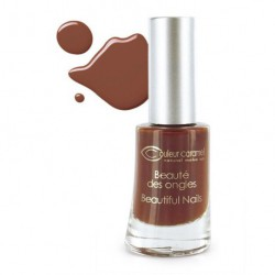 Vernis chocolat Mat n° 10-8 ml